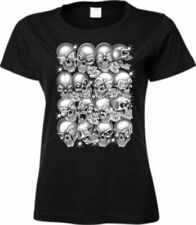 Black Gothic T-Shirts for Women