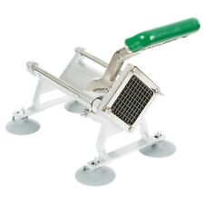 38 Heavy Duty French Fry Cutter Potato Slicer Manual Commercial Suction Cup