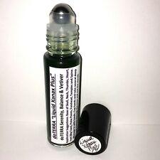 Liquid Calming Plus Stress Relief Balance, Vetiver, Serenity Undiluted Insomnia