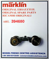 MARKLIN 394680 CARRELLO  DREHGESTELL (KOMPL.) 37316 37317 37318 37319