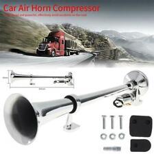 Universal 150DB Single Train Trumpet Car Air Horn Compressor Super Loud Horn