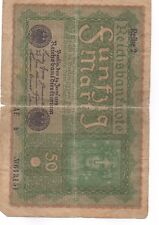 German Money Old