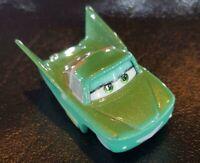 DISNEY PIXAR CARS DIE CAST MINI RACERS FLO LOOSE FREE SHIP $15+