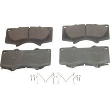 Disc Brake Pad Set-ThermoQuiet Disc Brake Pad Front Wagner QC976