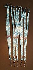 American Heart Association Blue Lanyards LOT OF 5