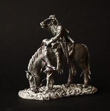 Hun Horse Archer KIT Tin toy soldier 54 mm. metal