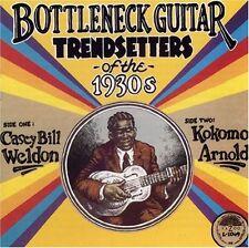 Kokomo Arnold, Casey - Bottleneck Guitar-Trendsetters of the 1930s [New CD]