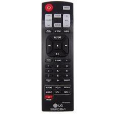 *NEW* Genuine LG NB2420 / NB2420A Sound Bar Remote Control