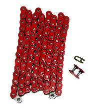 Ketten und Ritzel in Rot für Motorräder