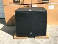 """JBL EON 618S 120/230V 18"""" SELF POWERED SUBWOOFER B-STOCK  #6211-#6215 (ONE)"""