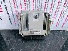 TOYOTA YARIS MK3 2011-2014 ENGINE ECU UNIT 1.4 D4D Diesel 896610DE80 0281017820
