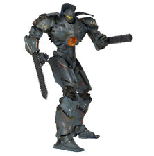 "7"" GIPSY DANGER PACIFIC RIM BATTLE DAMAGE JAEGER PVC ACTION FIGURES ROBOT TOY"