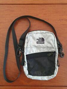 Supreme x TNF Metallic Shoulder Bag SS18