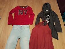 Lot de 4 vêtement Fille 10 ans