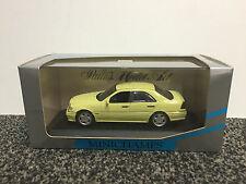 Mercedes-Benz MB AMG C 36 Light Yellow 1:43 Minichamps