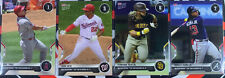 2021 Topps Now MLB Network Top 100 YOU PICK THE PLAYER COMPLETE YOUR SET Trout