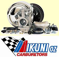 Mikuni Carburetor 45-2 HSR45 Total Kit for Harley Davidson EVO models