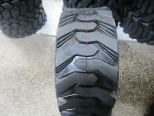 1 New 15X19.5 G/14Ply Skid Steer Tires for Bobcat & others 15-19.5 15195 (SKS1)