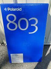 Polaroid 803 8x10 Film - Sealed Case - 3 Boxes - 45 Shots