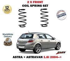 Per Vauxhall Opel Astra 1.6 + Astravan 2004 - > NUOVO 2 X Anteriore Molla a spirale set