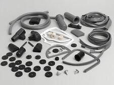 Lambretta LI & TV Series 1 & 2 Full Rubber Body Kit in Grey - CASA