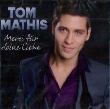 Tom Mathis: Merci Für Deine Liebe - CD 2013  Deutscher Schlager