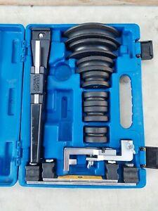 yellow jacket ratchet tube bender sizes 1/4 to 7/8 60331