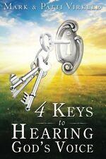 4 Keys to Hearing God`s Voice by Dr. Mark Virkler, (Paperback), Destiny Image ,