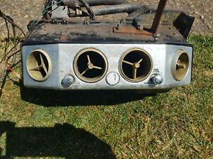 1964 1965 GM buick chevrolet Harrison Air con unit under dash rod custom impala