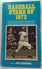 Roberto Clemente PB Book - Baseball Stars of 1972 RARE VHTF Aaron Mays Torre Blu