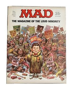 MAD Magazine number 139 from the Nick Meglin Collection