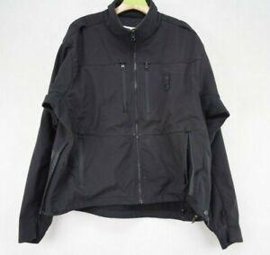Flying Cross 54100A Softshell Layertech Back Jacket Large L Ripped Pocket