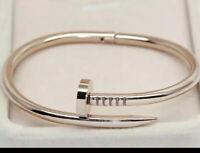 Just Un Clou Armreif Armband Nagel Roségold Armspange Rose Gold Nail Bracelet
