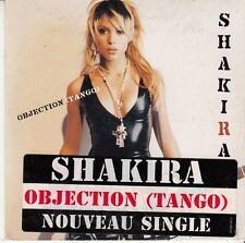 CD SP 2T SHAKIRA *OBJECTION*