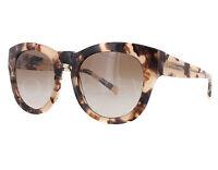 NEW Michael Kors MK2037 322513 50 Pink Tortoise / Brown Peach Sunglasses