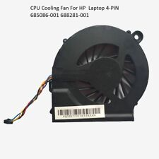 4pins cooling fan HP 1000 2000 CQ45-M 450 455 250  688281-001 685086-001 685087