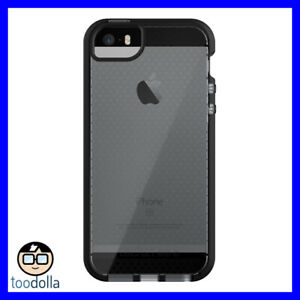 Tech 21 Evo Mesh protection case with drop protection, iPhone 5 / 5s / SE, Black