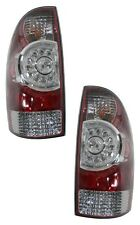 2009-2015 Toyota Tacoma Left & Right Taillight Taillamp Light Lamp Pair L+R