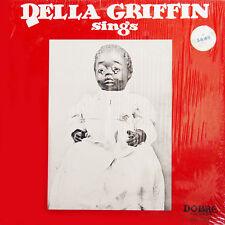 DELLA GRIFFIN Sings US Press obre DR 1009 LP