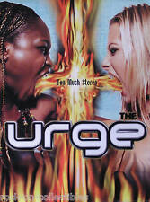 The Urge 2000 Too Much Stereo Original Promo