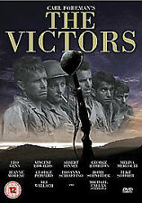 The Victors [DVD] [1963] - Michael Callan, Eli Wallach, Elke Sommer, Romy Schnei