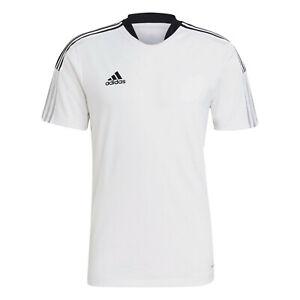 Las mejores ofertas en Adidas V-Cuello Blanco Activewear Camisetas ...