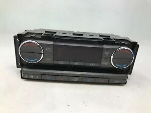 2008-2010 Lincoln MKX AC Heater Climate Control Temperature OEM J1A024