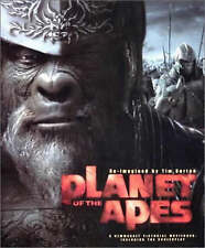 """Planet of the Apes"" Reimagined by Tim Burton, Mark Salisbury"