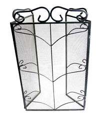 Inglenook Heavy Duty 3 Panel Fiona Fire Screen Fire71