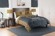 Northwest Co. NHL 849 Golden Knights 3 Piece Comforter Set