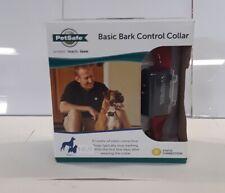 Pet Safe Basic Bark Control Collar #254