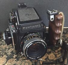 RARE FIND Mamiya M645 1000S Outfit with 80mm f/2.8Lens - SEE PICS
