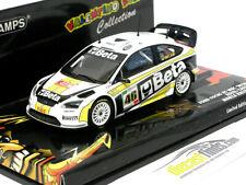 Ford Focus RS WRC BETA Rossi / Cassini Monza 2008 1/43 Minichamps 400088946