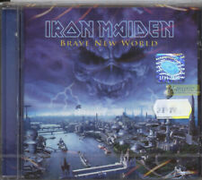 = IRON MAIDEN - BRAVE NEW WORLD // CD sealed from Poland